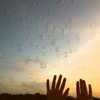 Bubble sky