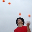 jongleur balles