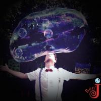 Des bulles dans la grosse bulle