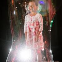 Un super souvenir de bulles !