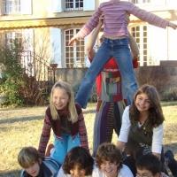 Pyramide des enfants