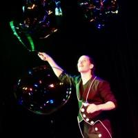Le magicien des bulles