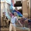 Animation bulles géantes