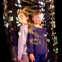 Spectacle de bulles géantes