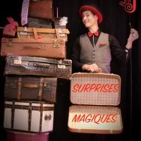 Spectacle surprises magiques