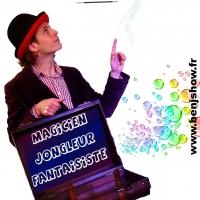 Ben'J magicien
