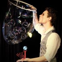 Ben'J magicien des bulles