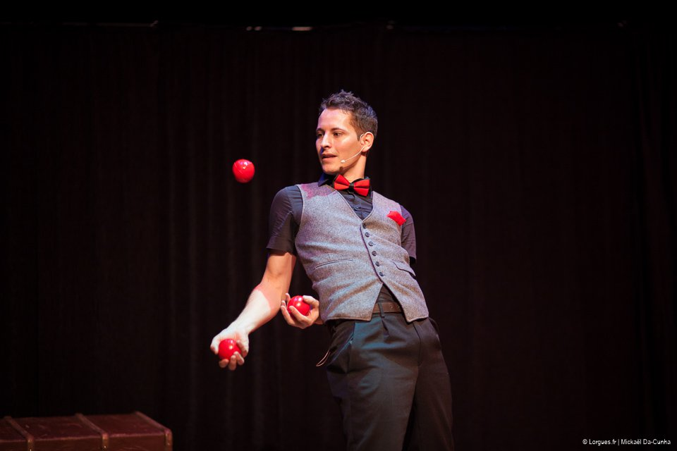 Ben'J le jongleur