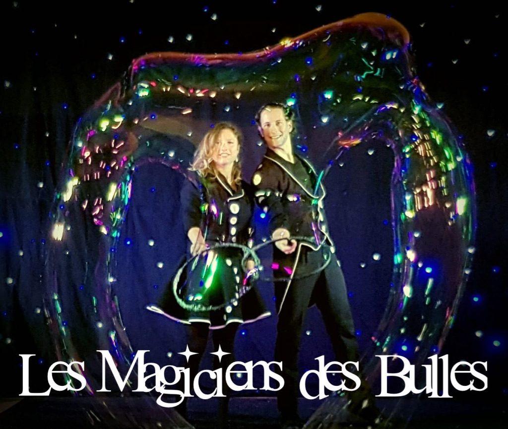 spectacle de bulles
